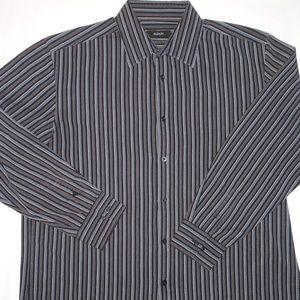 Alfani Men's Long Sleeve Shirt Sz XL